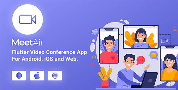 MeetAir - Video Conference Application