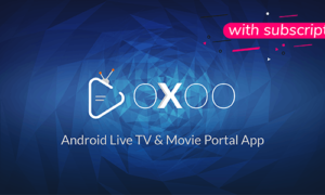 oxoo-android-live-tv-&-movie-portal-application